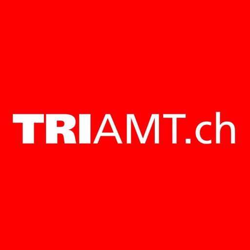 Übergabe von Triamt.ch