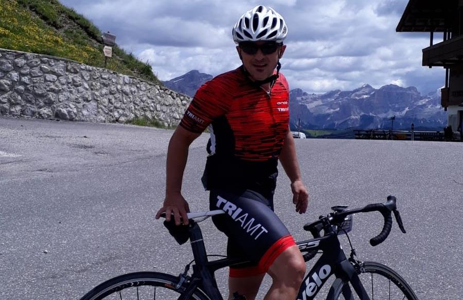 Athletenportrait Francesco Maggitti