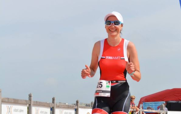 Athletenportrait Marion Kritzinger