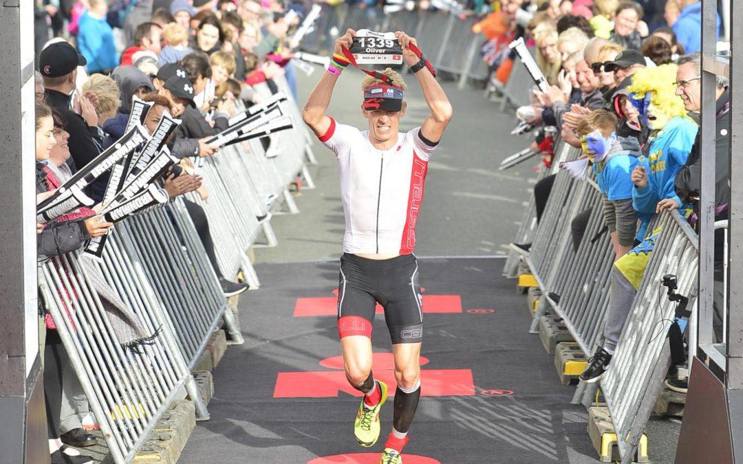 Oli's unglaubliche Geschichte zum Ironman Wales