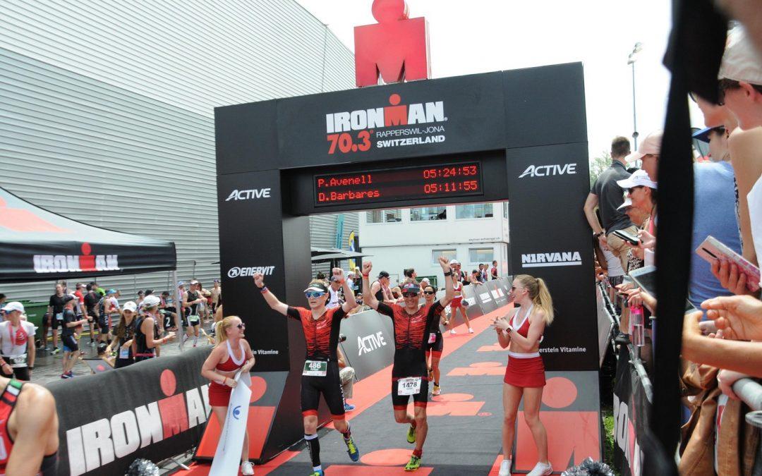 Vom Rookie zum Routinier – meine erste Mitteldistanz am Ironman Rapperswil Jona