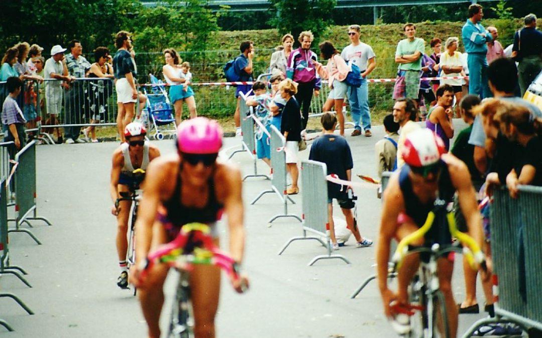 Vom Exot zur Massenveranstaltung – die Geschichte des Triathlons in der Schweiz