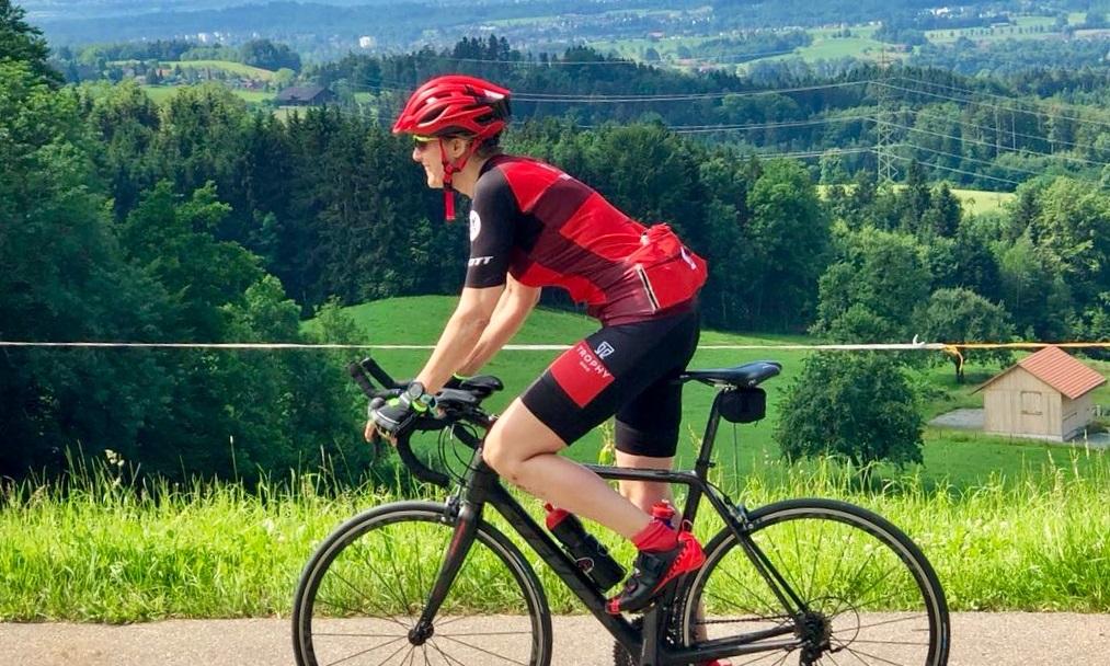 Athletenportrait – Astrid Duc